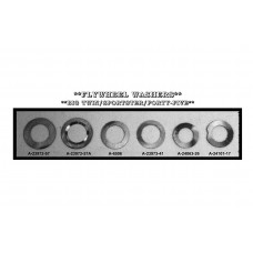 FLYWHEEL,THRUST WASHERS (STEEL) A-23972-36B