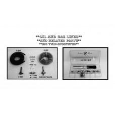 HOSE CLAMPS, (11/16″)I.D. A-10020A