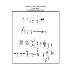 PLUG,SPRING RETAINER PAWL- A-34485-52