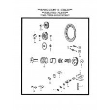 RETAINER,FRONT CHAIN ADJUSTMENT O-6-021A