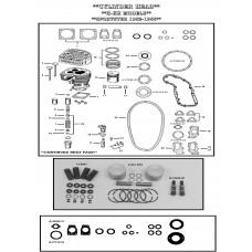 VALVE GUIDE STD, INTAKE & EXHAUST E-560