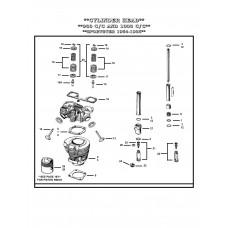 VALVE SPRING, (LOWER) COLLAR A-18220-83