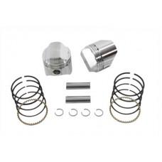 1000cc Piston Set .040 Oversize 11-9724