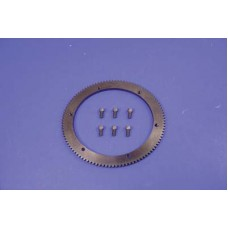 102 Tooth Clutch Drum Starter Ring Gear Bolt-On 18-8319