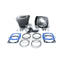 1200cc Cylinder and Piston Conversion Kit Black 11-0589