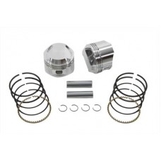 1340cc Domed Piston Set .020 Oversize 11-9446