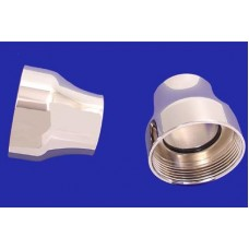 41mm Fork Boot Covers, Chrome 24-0363
