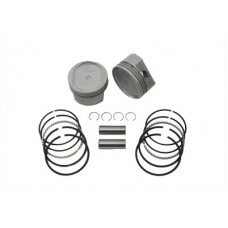 883cc Conversion Piston Set Standard 3.498