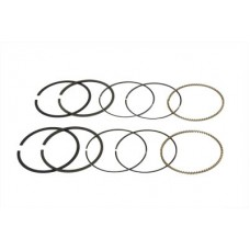 883cc Piston Ring Set, .005 Oversize 11-0161