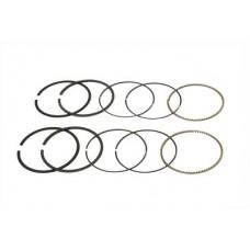 883cc Piston Ring Set, .040 Oversize 11-0174