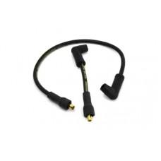Accel Black 8.8mm Spark Plug Wire Set 32-9109