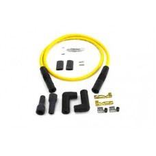 Accel Yellow 8.8mm Spark Plug Wire Kit 32-9252