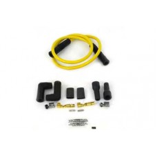 Accel Yellow 8.8mm Spark Plug Wire Kit 32-9253