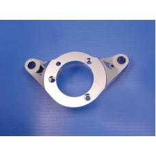 Air Cleaner Bracket Kit Chrome Billet 34-0661
