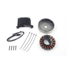 Alternator Charging System Kit 50 Amp 32-0836