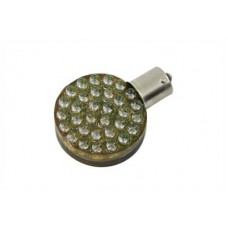 Amber LED Lollypop Style Bulb For Turn Signals 33-0169