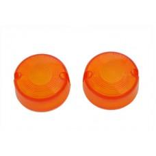 Amber Turn Signal Lens Set 33-1220
