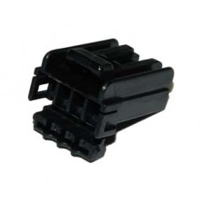 Amp Socket Wiring Housing 4 Position 32-6510
