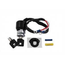 Barrel Key Ignition Switch 32-9038