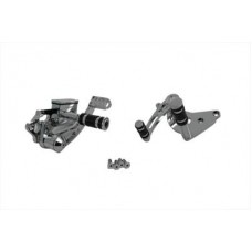 Billet Forward Control Kit Chrome 22-0761
