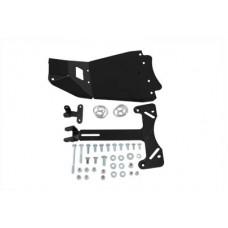 Black Finish Solo Seat Mount Kit 31-1005
