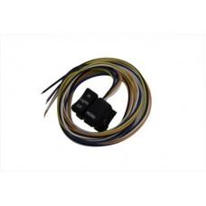 Black Handlebar Dimmer and Horn Switch 32-8003