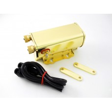 Brass Plated 12 Volt Ignition Coil 32-8112