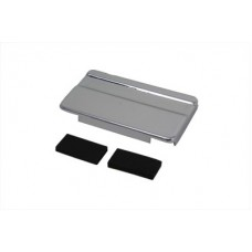 Chrome Battery Top Cover 42-0512