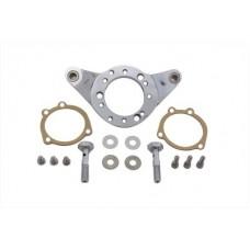 Chrome Billet Air Cleaner Bracket Kit 34-0705
