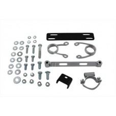 Chrome Hair Pin Solo Seat Mount Kit 31-0608