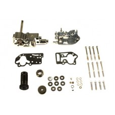 Chrome Oil Pump Assembly with Breather 12-9803