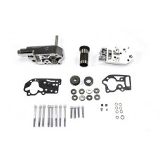 Chrome Oil Pump Assembly with Breather 12-9807