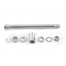 Chrome Rear Axle Kit 44-0893