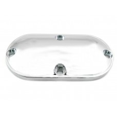 Chrome Smooth Inspection Cover 42-0188