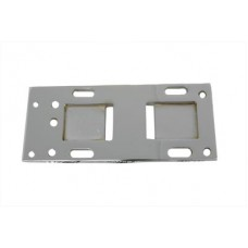 Chrome Transmission Mounting Plate 17-6658