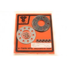 Clutch 5-Stud Nut and Plate Kit 18-3620