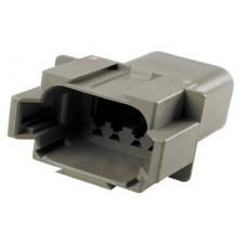 Deutsch Sealed 8 Wire Connector Component 32-9612