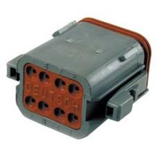 Deutsch Sealed 8 Wire Connector Component 32-9624