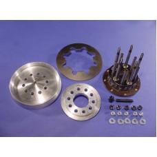 Diaphragm Clutch Spring Pressure Plate 18-0540