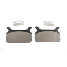 Dura Ceramic Rear Brake Pad Set 23-0991