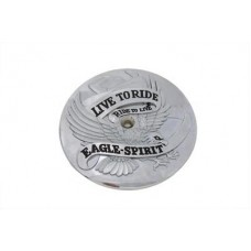 Eagle Spirit Air Cleaner Insert Chrome 34-0557