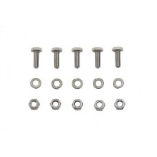 Exhaust Header Clamp Bolt Stainless Steel 37-8684