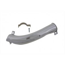 Exhaust Pipe Heat Shield, Front 30-0099