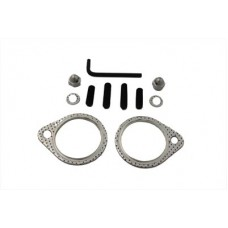Exhaust Stud Nut and Gasket Kit 15-0615