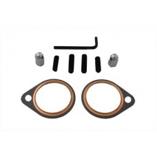 Exhaust Stud, Nut and Gasket Kit 15-1075