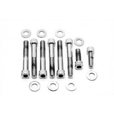 Fender Strut Bolt Kit Allen Chrome 37-9048