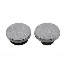 Flame Style Gas Cap Set Vented and Non-Vented 38-0750