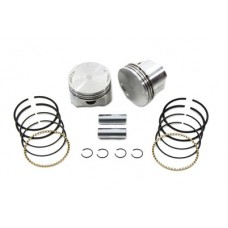 Forged .020 8.5:1 Compression Piston Kit 11-9832