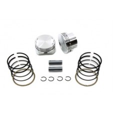 Forged .020 9:1 Compression Piston Kit 11-9892