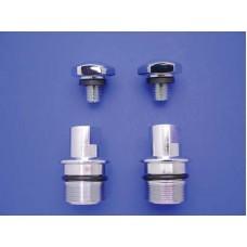Fork Tube Plug Kit Upper and Lower 24-0625